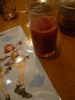 """オレンジジュースと混ぜたら""""個性""""がなくなってツマラナイ"""