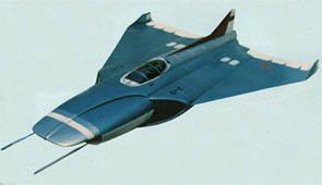 複座型重戦闘機 コンクルーダー