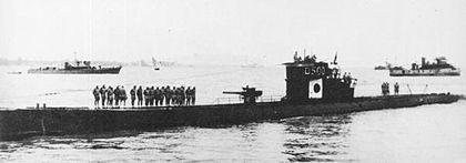呂号第500潜水艦