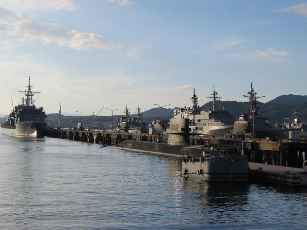 呉潜水艦桟橋