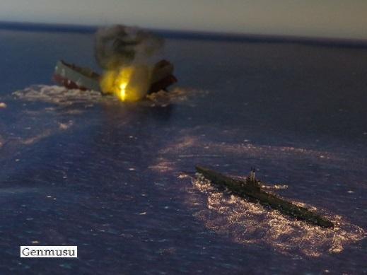 Uボート商船破壊1
