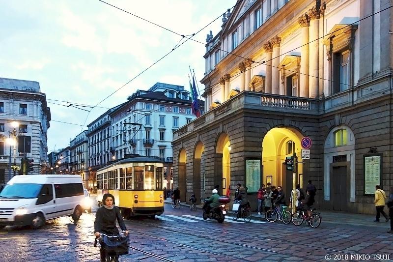 絶景探しの旅 - 0462 ミラノの休日 (スカラ座/イタリア ミラノ)