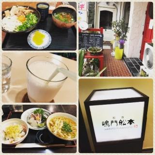 徳島の食たち